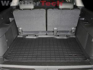 Weathertech Trunk Mat Gmc Yukon Xl Denali Xl Small 2007