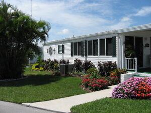 Maison mobile  Location et Vente a Dale Village.