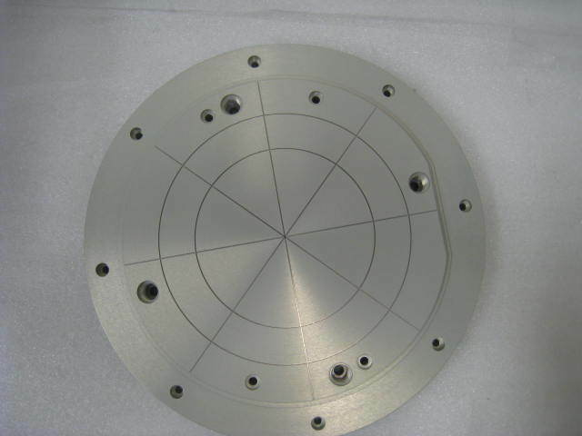 AMAT 0020-31999 ESC Assembly, notch, very clean,