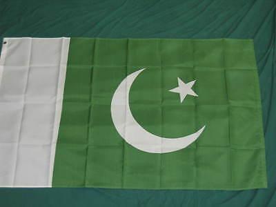 3X5 Pakistan Flag Pakistani Flags Banner Sign New F746