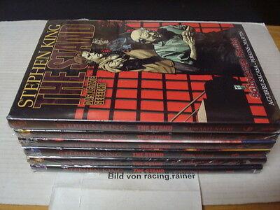 Stephen King The Stand HC Nr.1,2,3,4,5,6 komplett Comic das letzte Gefecht