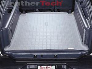 Weathertech Cargo Liner Trunk Mat Chevy Suburban Large