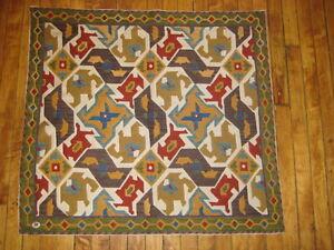 Silk Embroidered Handmade Suzni Suzani Uzbek Uzbekistan