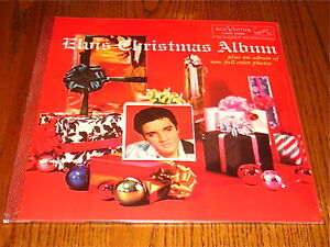 ELVIS-PRESLEY-CHRISTMAS-ALBUM-180-GRAME-RED-COLORED-VINYL-LP-SEALED