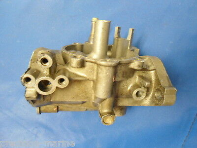 379249 Carburetor Body 1963 Evinrude 40hp, 40373D