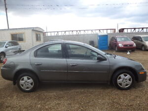 2005 Dodge Neon SX 2.0 Sedan==EXCELLENT SHAPE IN AND OUT Edmonton Edmonton Area image 5