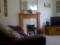 Double room in lovely end terraced house in Victoria Park area of Stretford, Manchester