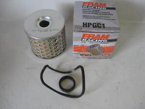 fram hpgc1 fuel filter racing fram hpgc1 high performance racing fuel filter element | ebay