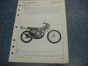Honda xl 175 manual