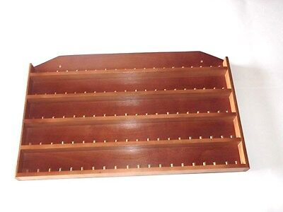 100pc Wooden Thimble Display Rack with Sides (Mahogany)( huge range - see list )