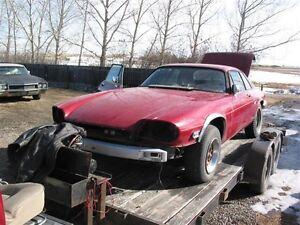 1985 Jaguar 2 door coupe MUST SELL !!!
