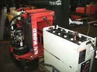 USED + RECONDITIONED FORKLIFT BATTERY -  We stock them!