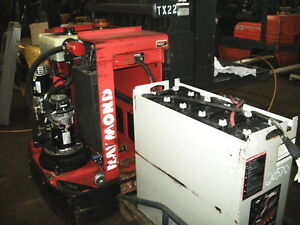 USED + RECONDITIONED FORKLIFT BATTERY -  We stock them! Mississauga / Peel Region Toronto (GTA) image 1