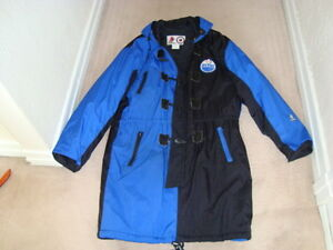 NHL OILERS  3 SEASON COAT WITH HOOD West Island Greater Montréal image 1
