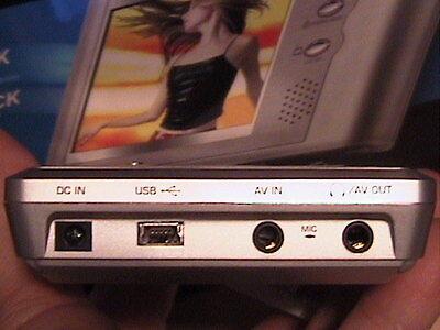 Dvr Mobile Video Recorder+wireless Remote 12v Output Av