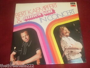 VINYL-LP-BERT-KAEMPFERT-AND-JAMES-LAST-IN-CONCERT-RDS-6939