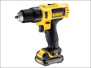 DeWalt-DCD710S2-GB-DCD710S2-Subcompact-Cordless-Drill-Driver-10-8v-2-Batteries
