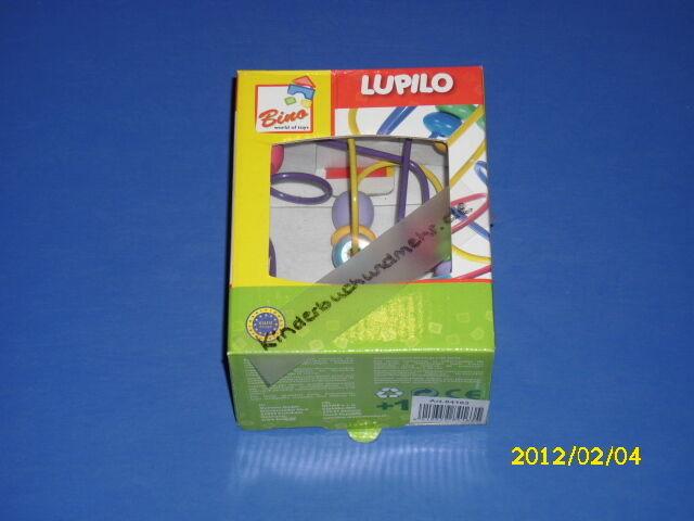 Lupilo Motorikschleife (gelb/blau) ab 12 Monate