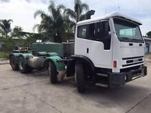 Cab chassis Iveco Brisbane Region Preview