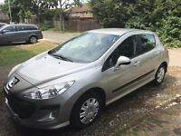 Peugeot 308 in superb condition for sale