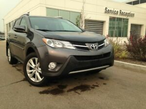 2013 Toyota RAV4 Limited Hail Special AWD Navigation, Backup Cam