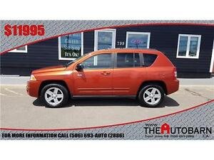 2010 JEEP COMPASS NORTH EDITION - 4X4, CRUISE - MINT CONDITION!