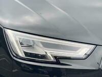 2019 Audi A4 40 Tfsi Black Edition 4Dr S Tronic Auto Saloon Petrol Automatic