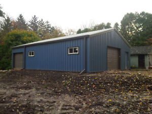 Steel Buildings- Last week for Boxing Day Prices!