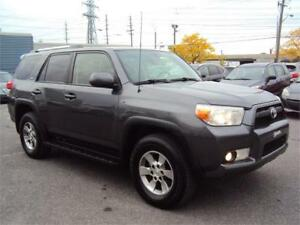 2013 Toyota 4Runner SR5 7 PASS NAV LEATHER SUNROOF BACK UP