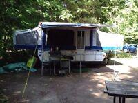 1999 Starcraft Pop-Up Tent Trailer