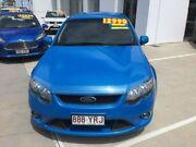 2011 Ford Falcon FG MkII XR6 Blue 6 Speed Sports Automatic Sedan Maryborough Fraser Coast Preview