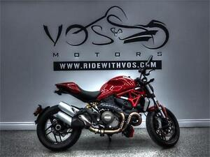 2016 Ducati Monster 1200 - V2413NP -**No Payments For 1 Year