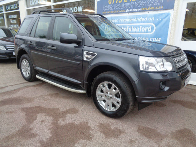 Land Rover Freelander 2 2.2Sd4 ( 190bhp ) 4X4 Auto 2011MY XS P/X Swap