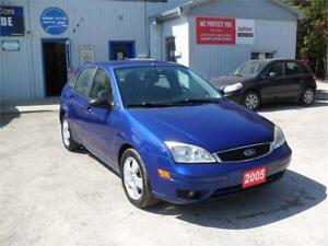 2005 Ford Focus SES| MUST SEE| NO RUST| ALLOY RIMS| 165K