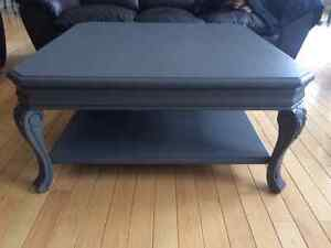 Solid Oak Coffee / Accent Table