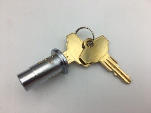 New Lock and Key 2 KEYS Vintage Gumball Machine Candy Machine Acorn Oak Eagle