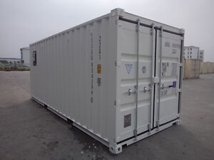 Shipping Containers, Secure Storage - 20' used containers $2100
