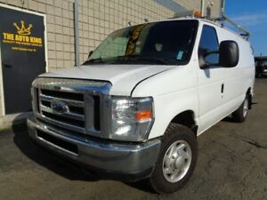 2011 Ford Econoline Cargo Van SUPER CLEAN AND READY FOR WORK ---