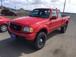 2008 Ford Ranger XL 4WD SuperCab