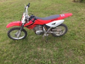 2008 Honda CRF80 Dirt Bike