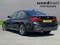 2018 BMW 5 Series 520D Xdrive M Sport 4Dr Auto Saloon Diesel Automatic