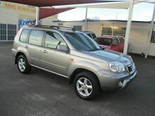 2003 Nissan X-Trail T30 TI (4x4) Gold 5 Speed Manual Wagon Coopers Plains Brisbane South West Preview
