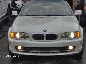 BMW 330CI 2001  (CONVERTIBLE)