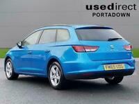 2016 SEAT Leon 1.6 Tdi 110 S 5Dr Estate Diesel Manual