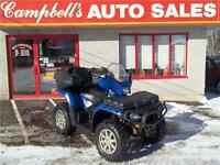 2011 POLARIS 550 SPORTSMAN TOURING/ POWER STEERING