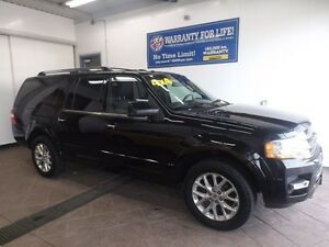 2017 Ford Expedition Max Limited LEATHER NAVI SUNROOF