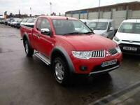 2013 Mitsubishi L200 Club Cab DI-D 4Life 4WD 134Bhp PICK UP Diesel Manual