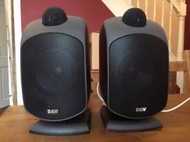 Bowers & Wilkins LM1 speakers