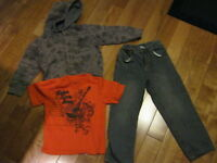 Boys Size 6 Clothing 3 Lots