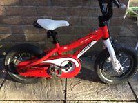 """Kids 12"""" Hotrock Specialized Bike."""